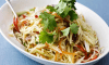 View Recipe | Som tam-style salad with swede and Thai dressing