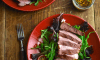 View  Smoked duck breast salad with Thai dressing