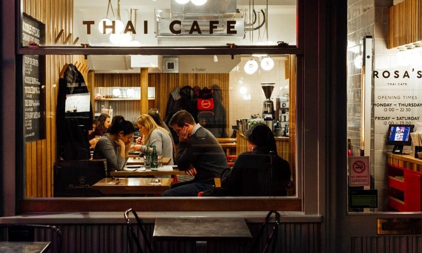Rosa S Thai Cafe A Brief History Of